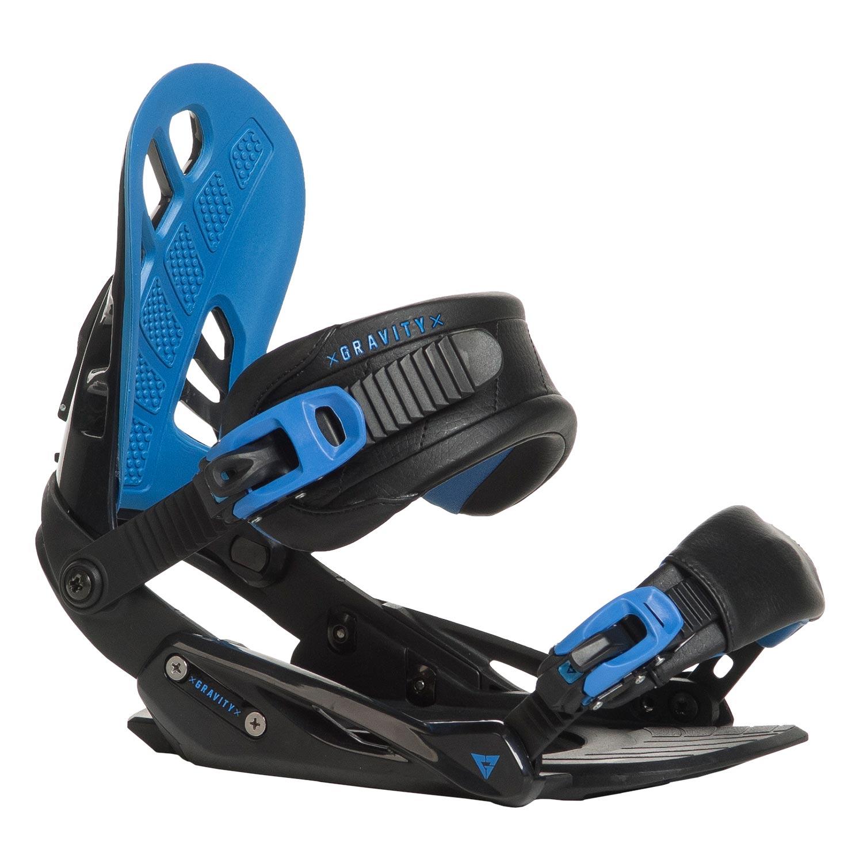 531ec042a Viazanie Gravity G1 black/blue - Skateshop