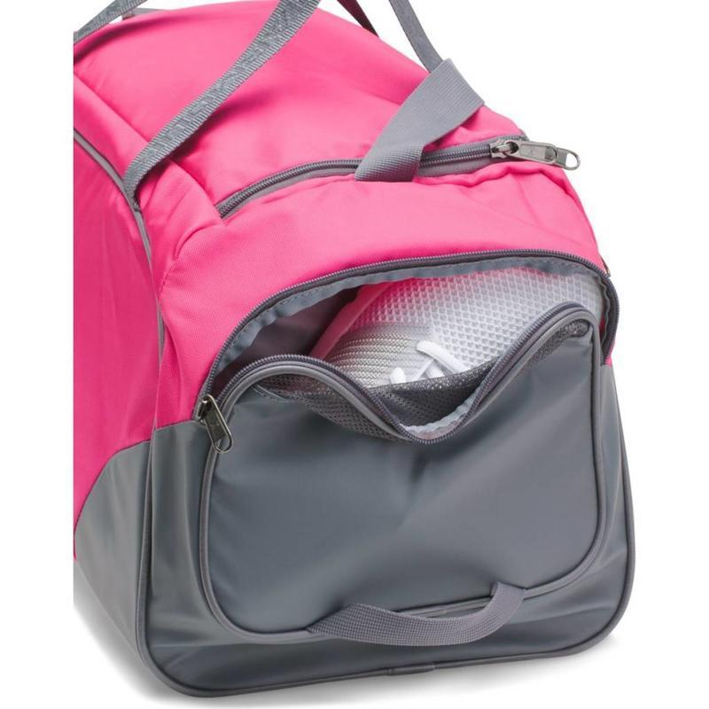 ... UNDER ARMOUR Sportovní taška Undeniable DUFFLE 3.0 SM - růžová 36ec296abfb