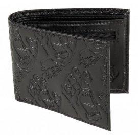 7e7c7639df01 Peněženka SANTA CRUZ Multi Hand Bi-Fold Wallet Black